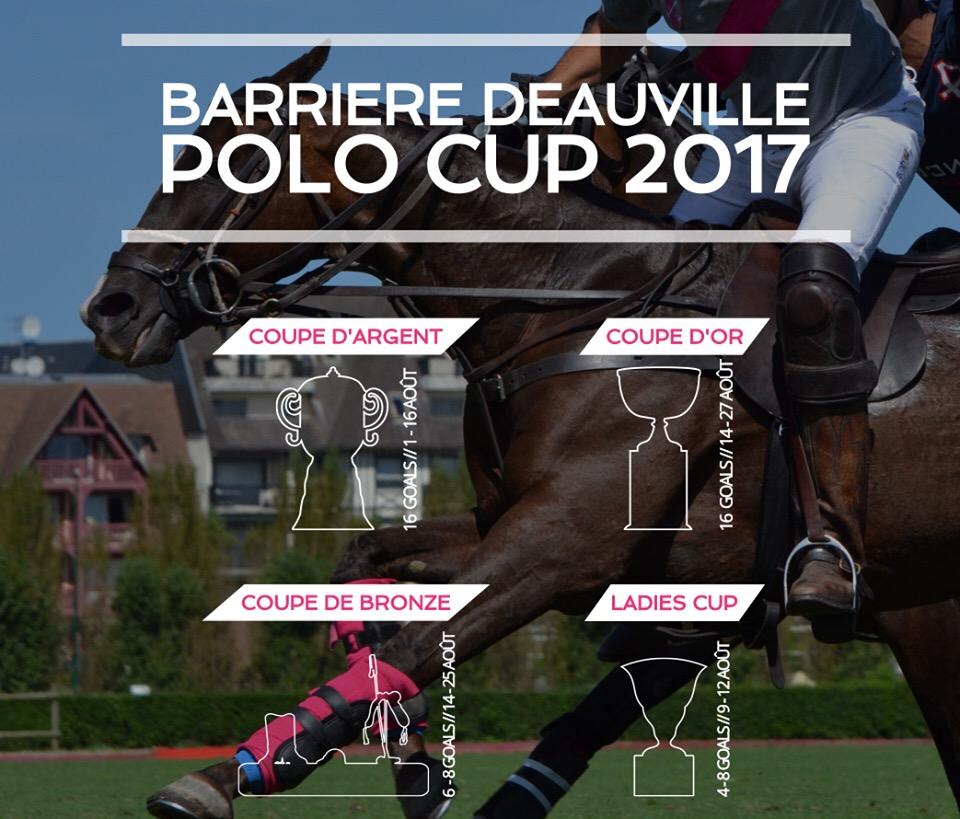 Lucien Barrière Deauville Polo Cup 27 Aout 2017